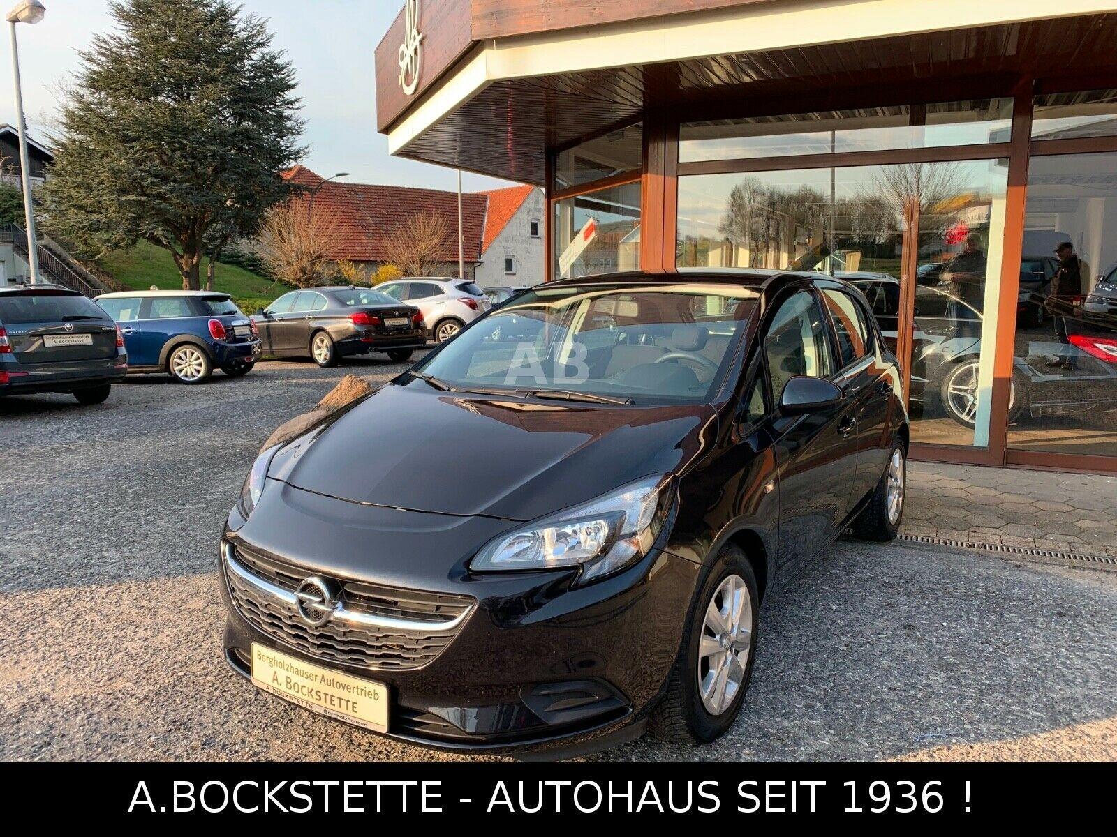 Opel Corsa E Edition/Klima/LM Felgen