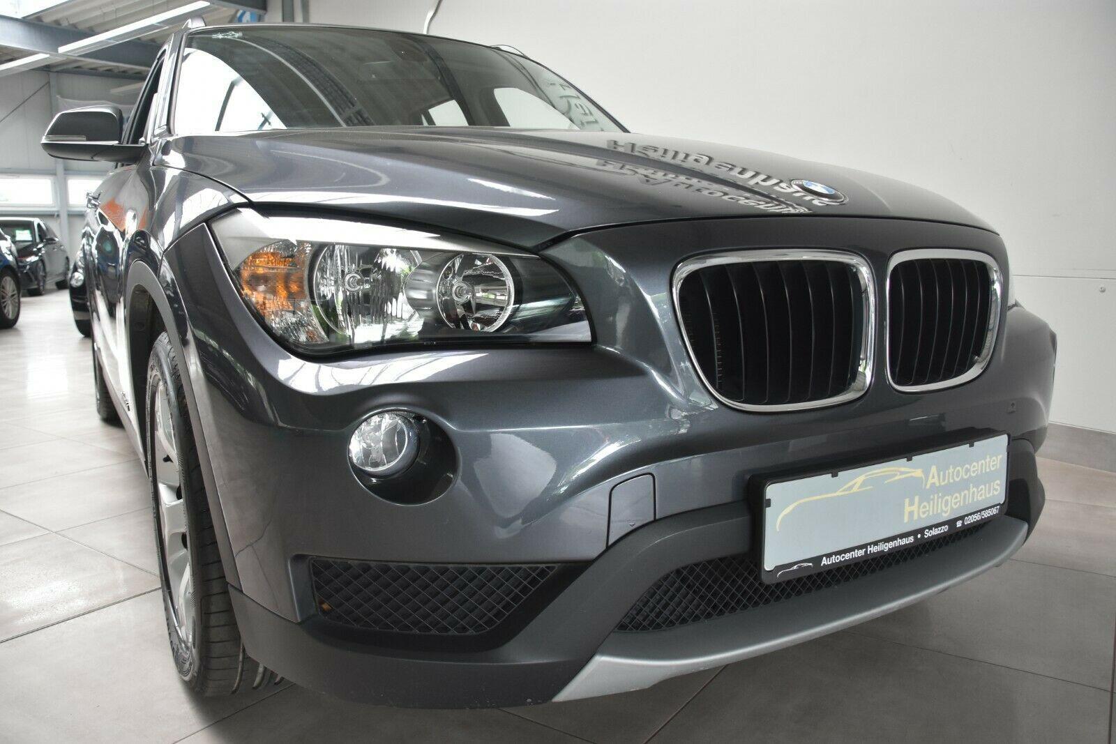 BMW X1 xDrive 18d Navi Prof Klima Sitzheizung PDC