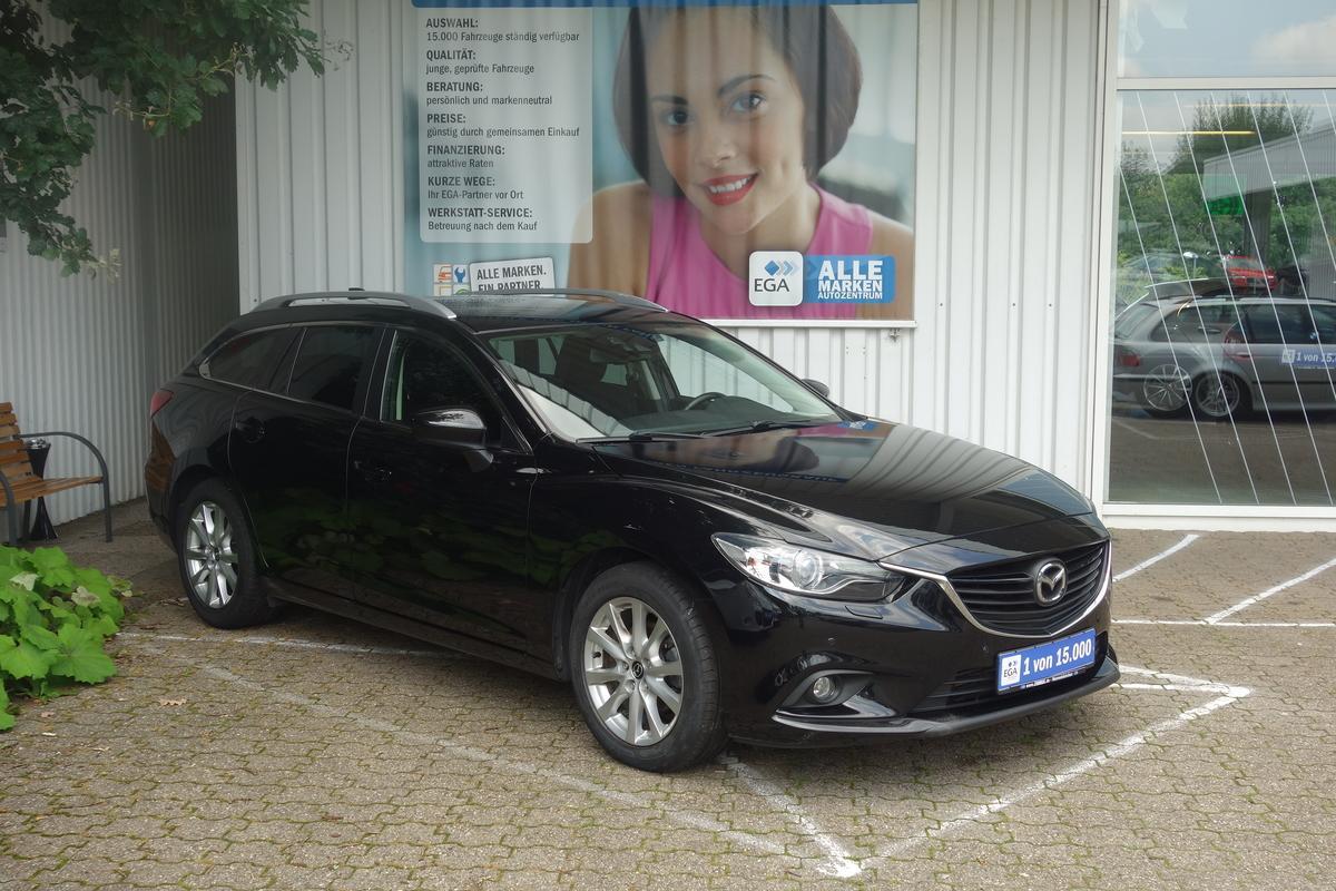Mazda 6 2,2 SKYACTIV-D CENTERLINE  NAVI ALU SHZ KLIMA PDC