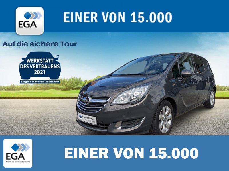 Opel Meriva 1.4 Turbo EU6 Innovation (Euro 6)
