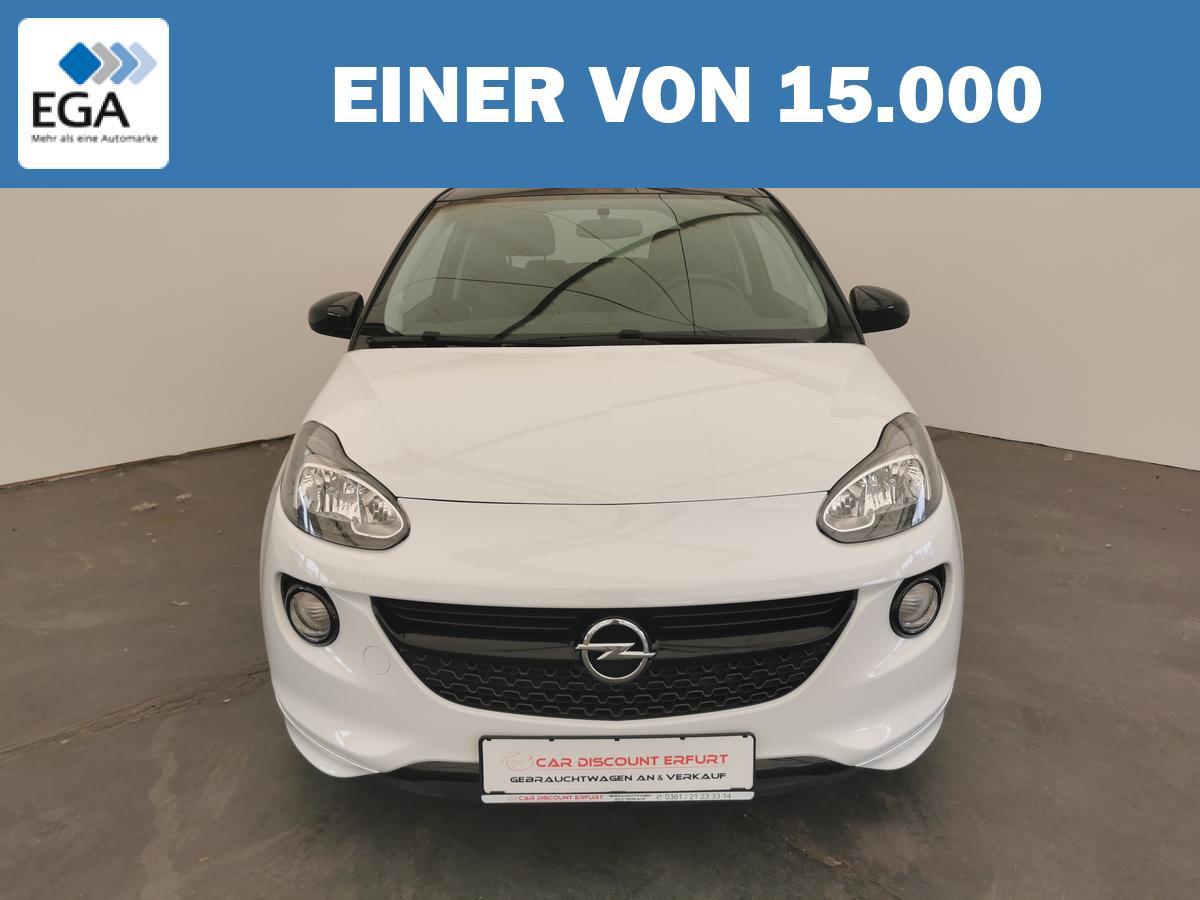 Opel Adam 1,4+1.Hand+Klima+PDC+8-fach bereift+Sitzheizung+