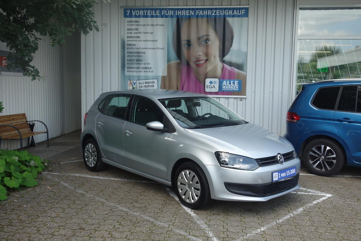 Volkswagen Polo 1,2 TRENDLINE KLIMA PDC RCD 1HAND