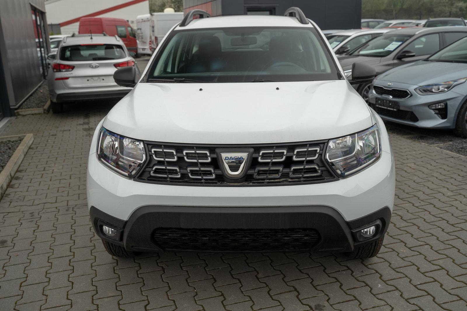 Dacia Duster II LPG Klima*Freisprech*ZV-Funk*uvm