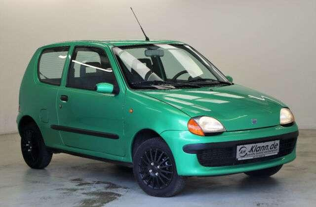 Fiat Seicento 0.9 SX 39PS Ganzjahresreifen HU NEU