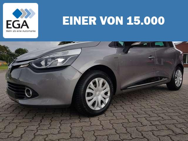 Renault Clio Limited 0.9 / Navi
