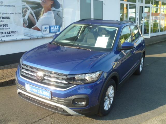 Volkswagen T-Cross TSI Life DSG *NAVI*LM*PDC*Sitzheizung*Bluetooth*DAB