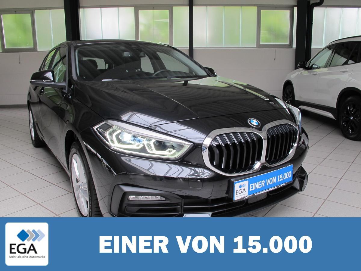 BMW 118i,Advantage,AHK,Panno.,Navi.,LED,PDC,Sitzh.,Bluetooth
