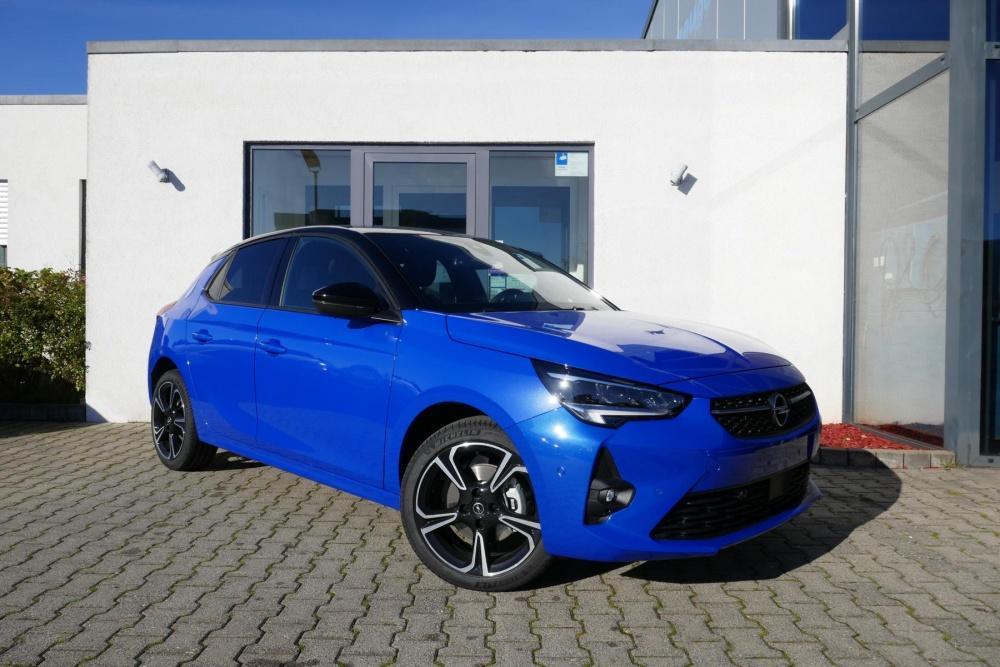 Opel Corsa GS LINE Park&Go/Keyless/Klimaauto/Sitzhzg!