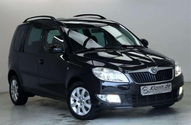 Skoda Roomster 1.2 TSI 105PS Style Klima 1.Hand PDC