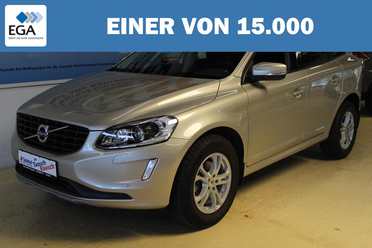 Volvo XC60 D3 DPF 2WD, Kinetic, Panoramadach, Sitzheizung,