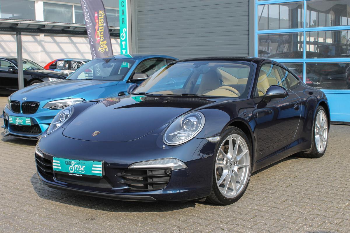 Porsche 911 991 Carrera PDK Burmester Approved 03.23