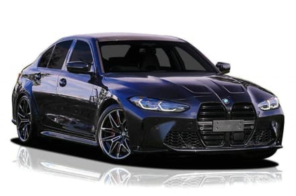 BMW M3 BMW M3 Competition*Modelljahr 22*Carbonsitze*UVM*