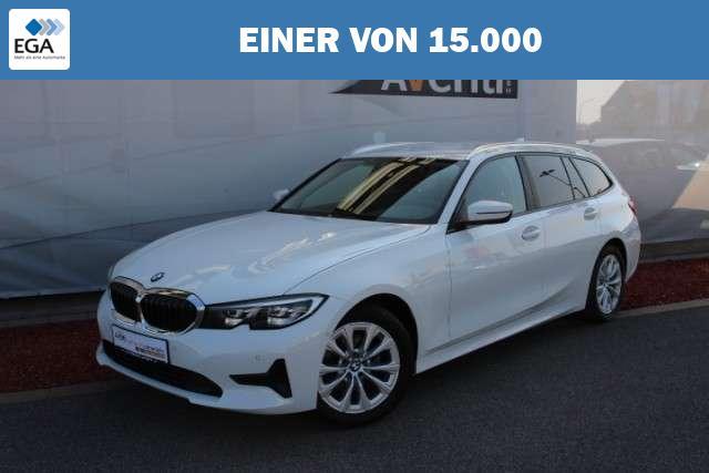 BMW 3203er - 320 d Advantage *Steptronic*LED*Navi* Klima