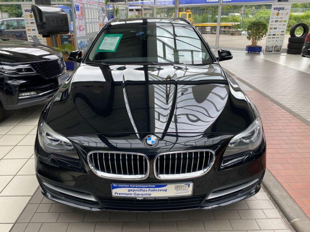 BMW 520d Touring Aut. AHK Pano. Leder