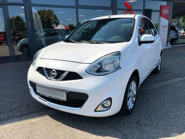 Nissan Micra Acenta Navi