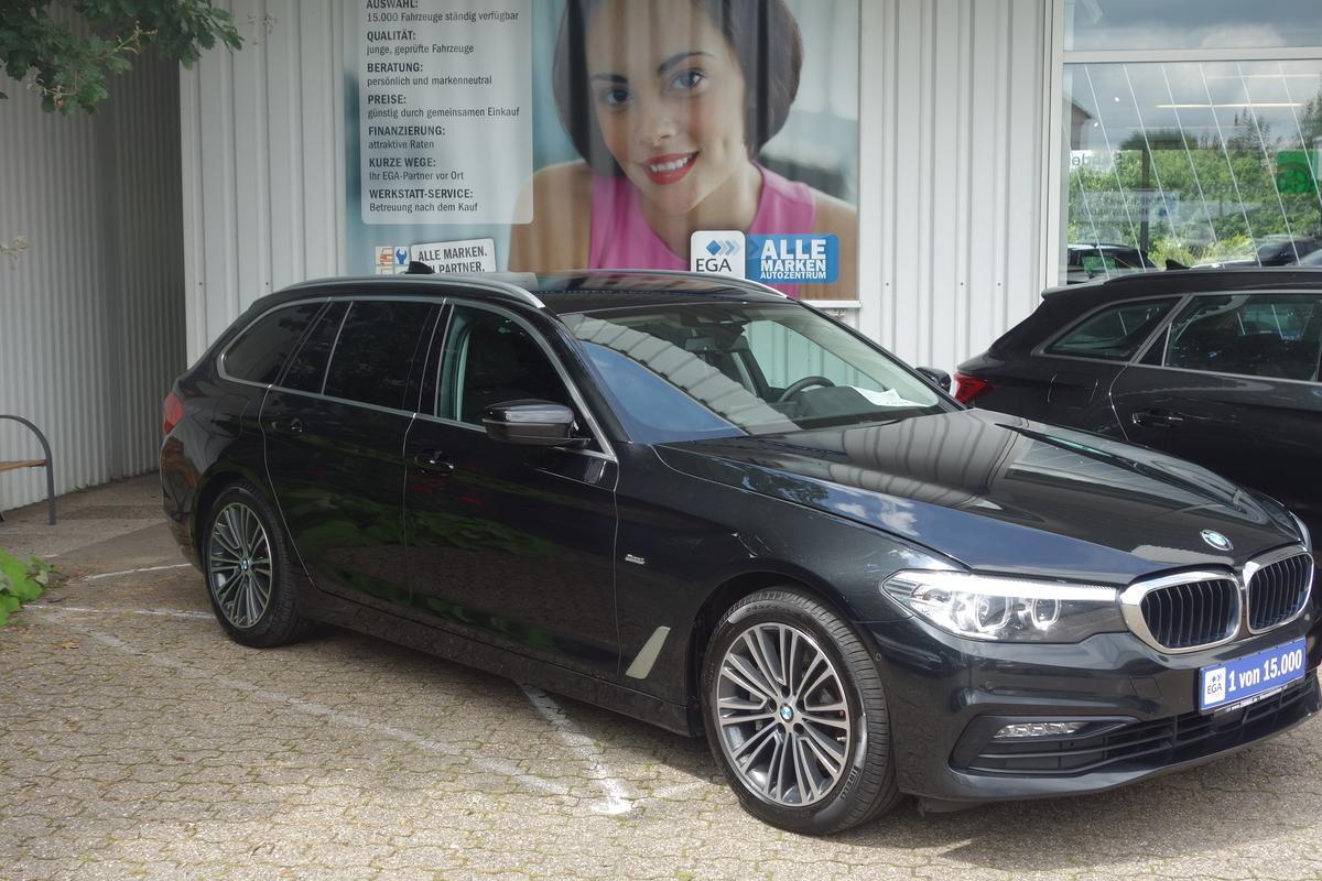 BMW 530 d xDRIVE BUSINESS PAKET NAVI KLIMA AHK PDC KAMERA SHZ
