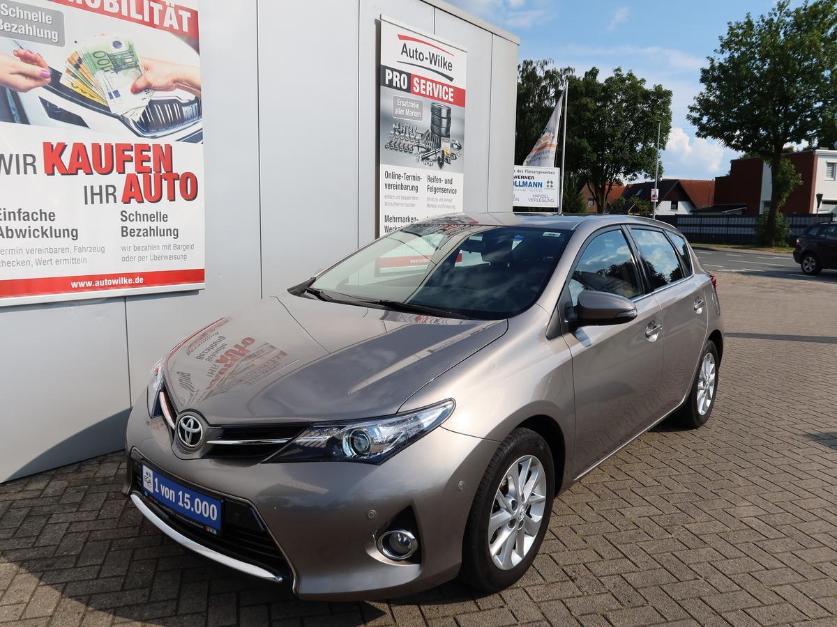Toyota Auris 1.6 Life+