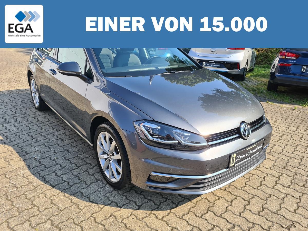 Volkswagen Golf VII 1.4 TSI BMT Comfortline  PDC+Massagesitz+LED