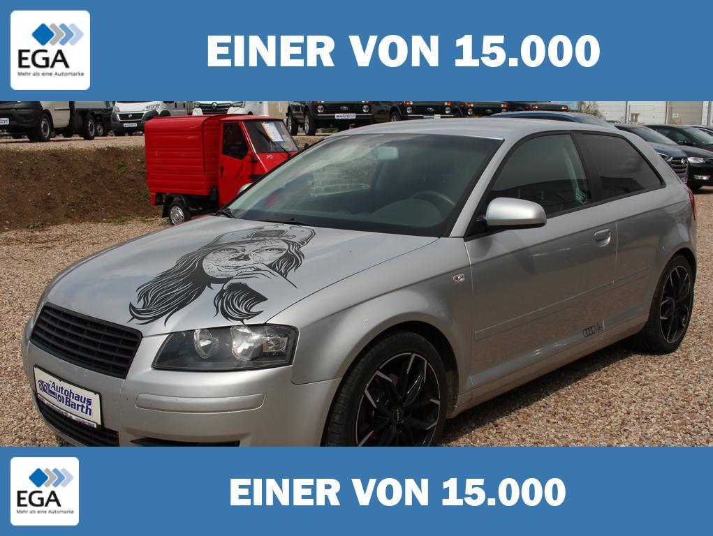 Audi A3 * Automatik * Klimaautomatik * Alu * Radio *