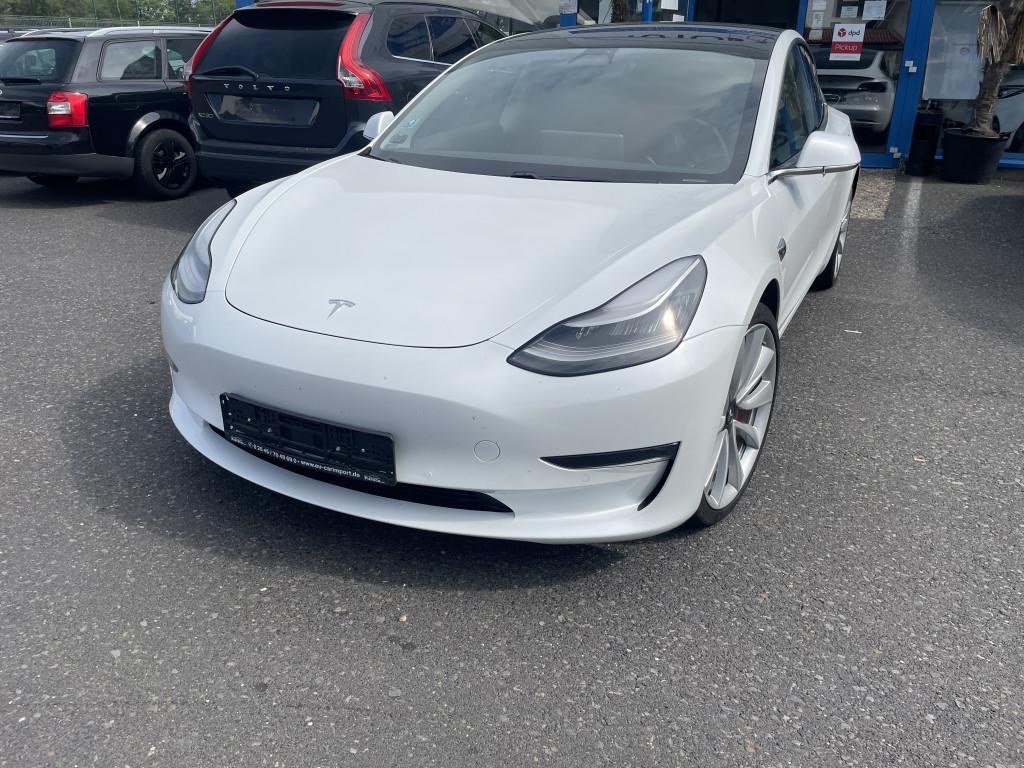 Tesla Model 3 Perfomance *FSD Paket* HW3*