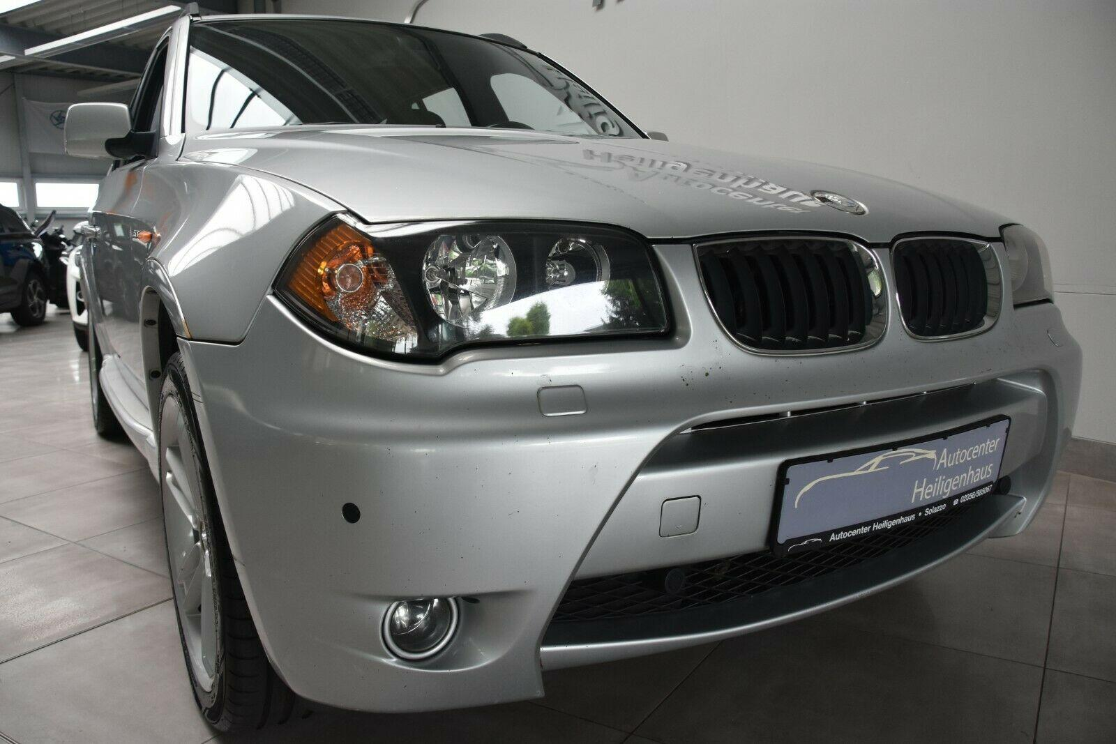 BMW X3 3.0i Automatik*PRINS-LPG Gasanlage Memory AHK