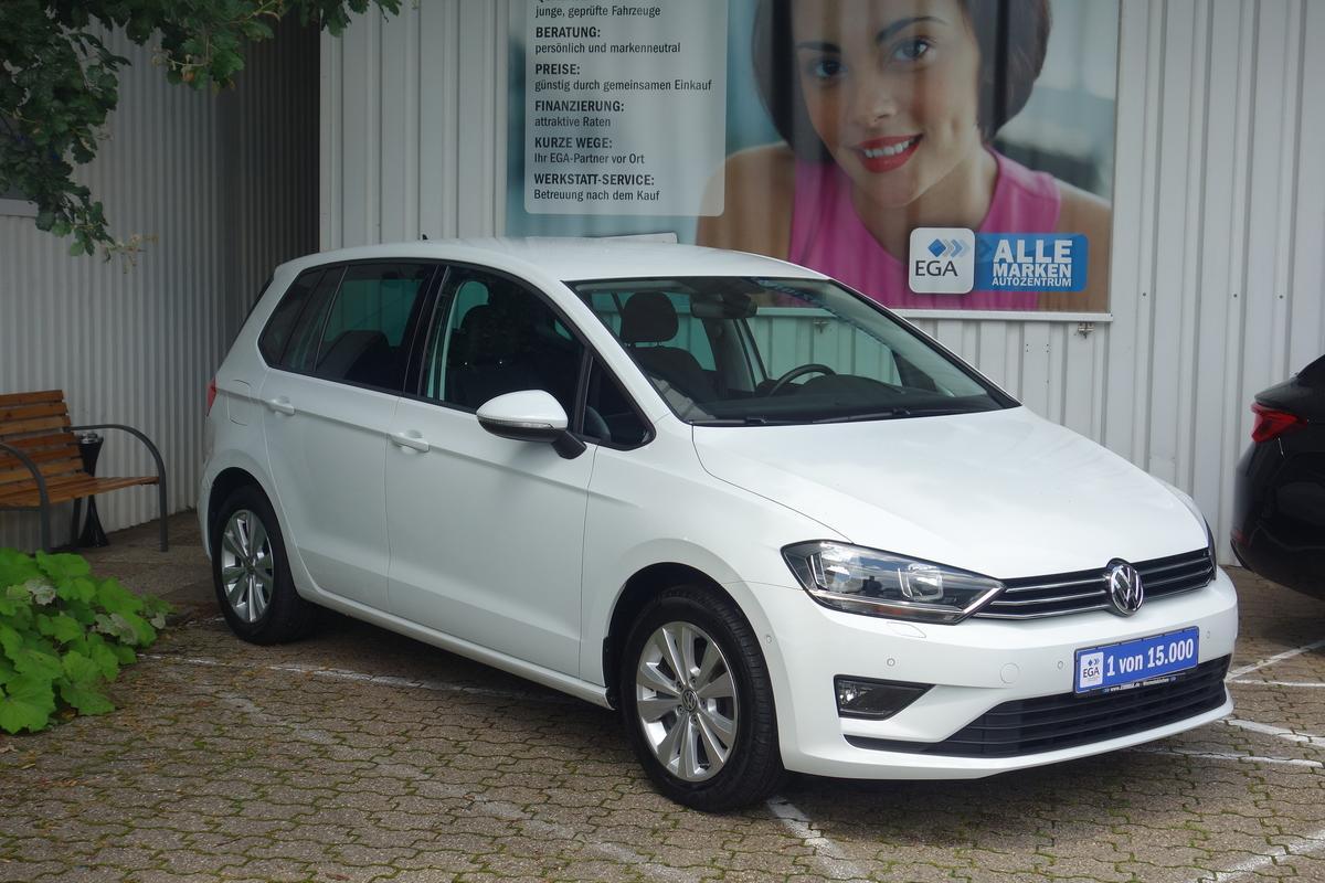 Volkswagen Golf Sportsvan 1,2 DSG COMFORTLINE PDC WINTERPAKET SHZ NAVI