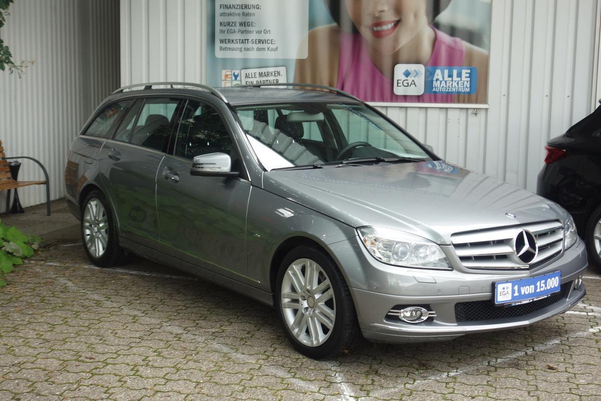 Mercedes-Benz C 250 CDI AVANTGARDE NAVI AHK XENON KLIMA SHZ PTS