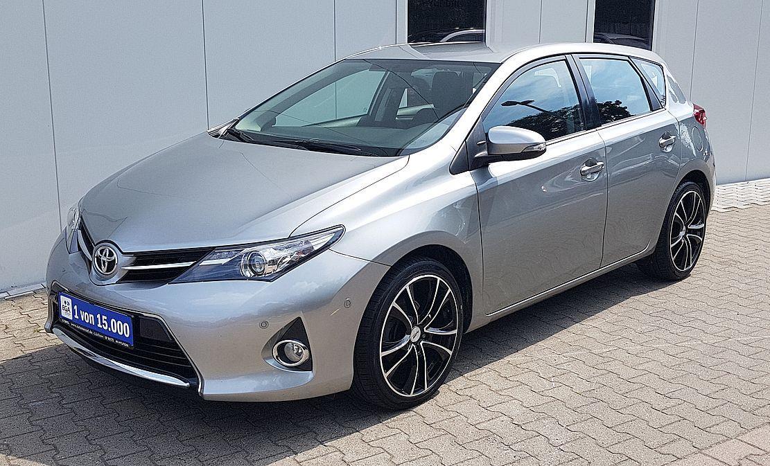 Toyota Auris Edition 1.6 i Navi*PDC*Sitzhzg*AHK