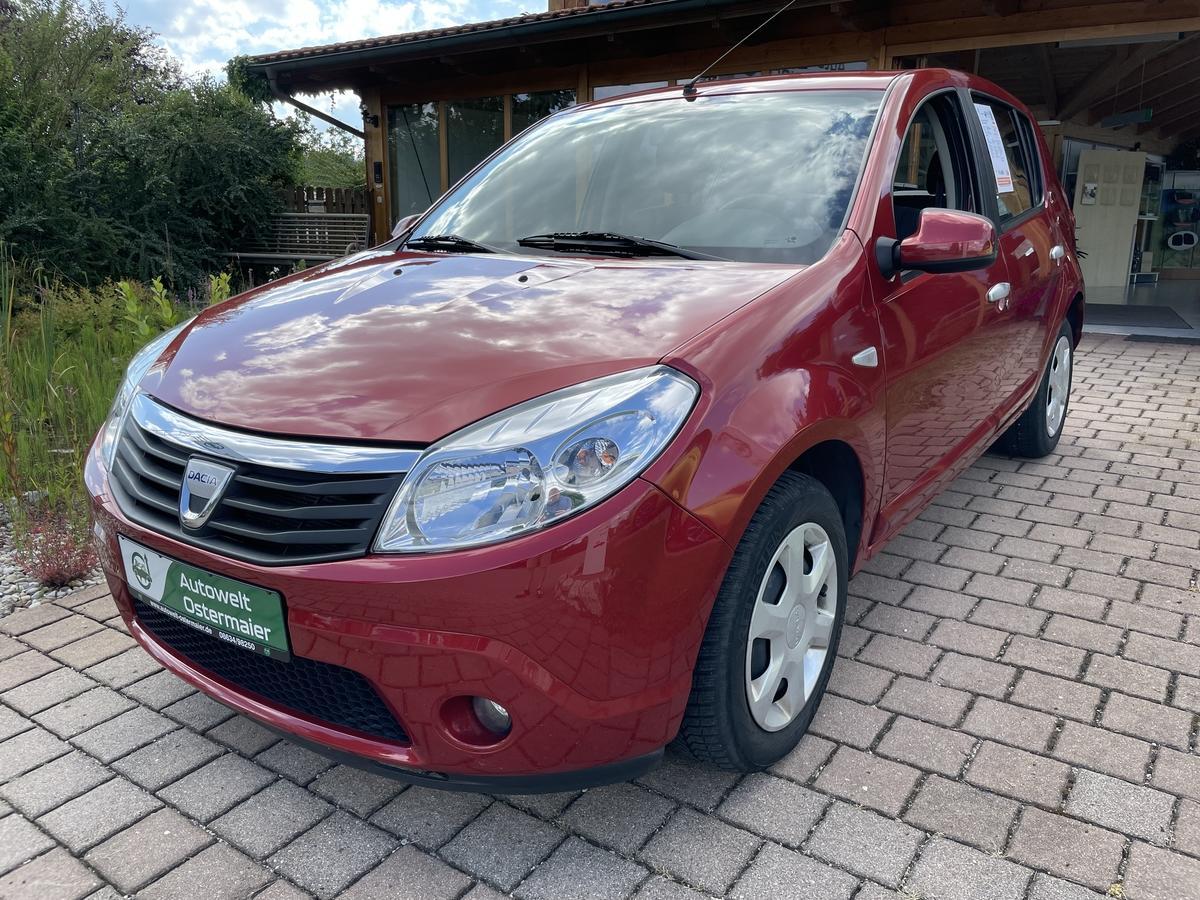 Dacia Sandero 1.6 MPI 87PS Laureate*Klima*Radio