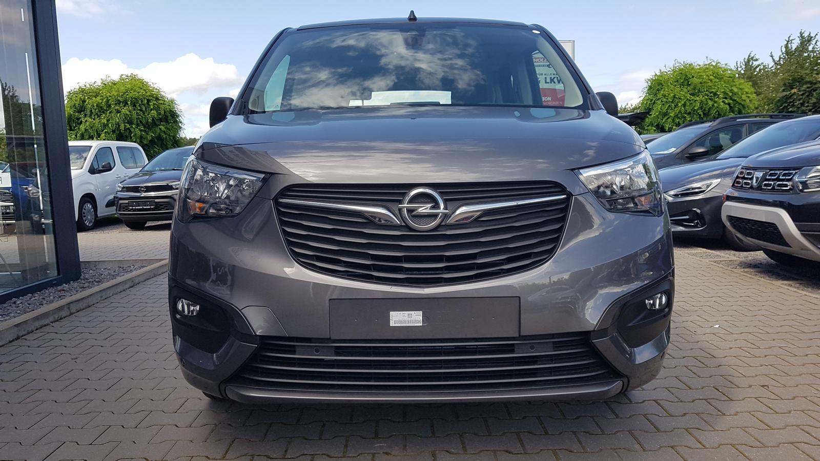 Opel Combo Edition*Navi*Shzg*Lhzg*PDCv+h*Cam*ACA*DAB