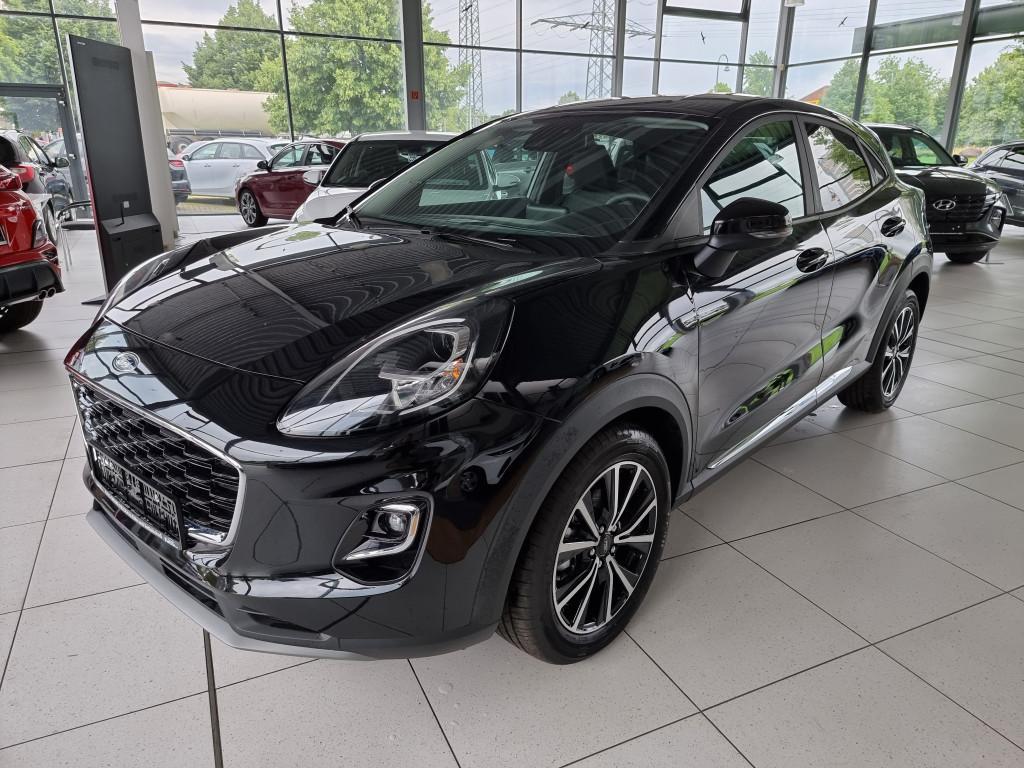 Ford Puma 1.0 Eco *Titanium* *SOFORT* *Navi*5-Jahre Garantie*Klimaauto*PDC*