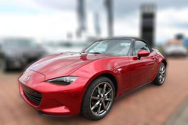Mazda MX-5 SELECTION ++Sport-Paket+Active-Paket++