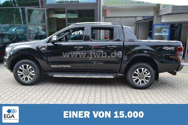 Ford Ranger Wildtrak 3,2 180€ Steuer Np53t€ Rollo 1.Hd. ACC