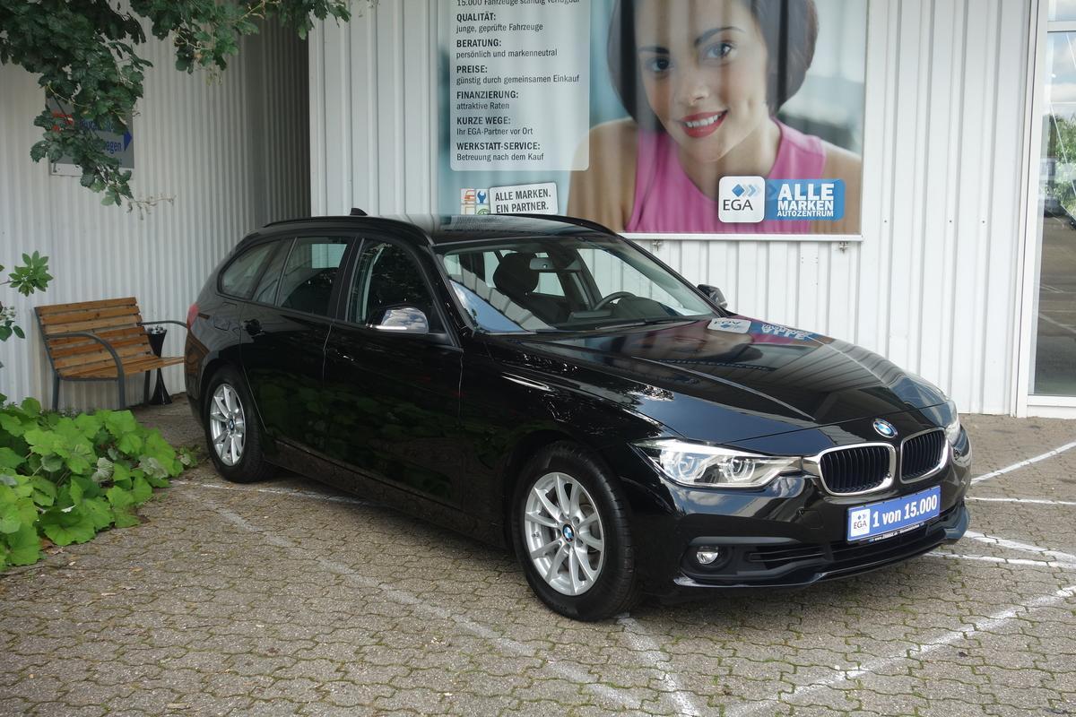 BMW 320 TOUR. ADVANTAGE PDC KLIMA NAVI ALU LED SHZ EL HECKKLAP