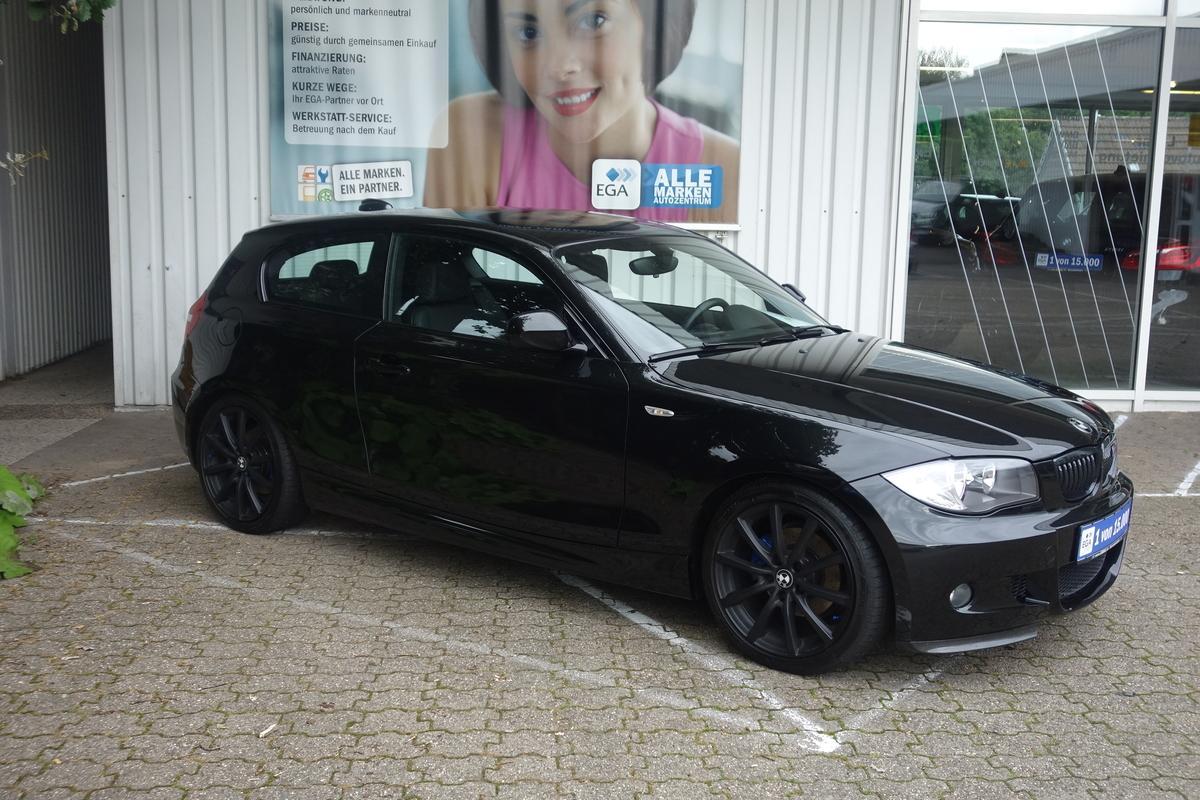BMW 118 M-Sportpaket KLIMA ALU SHZ PDC MFL AHK ERST 68 TKM