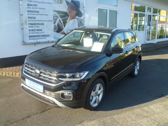 Volkswagen T-Cross TSI Style DSG *NAVI*PDC*LED*DAB*LM 17*Sitzheizung