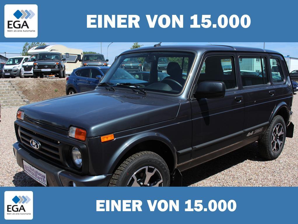 Lada Urban 1.7i 4x4 5 Türig* KLIMA* Airbag*  SHZ* Facelift*