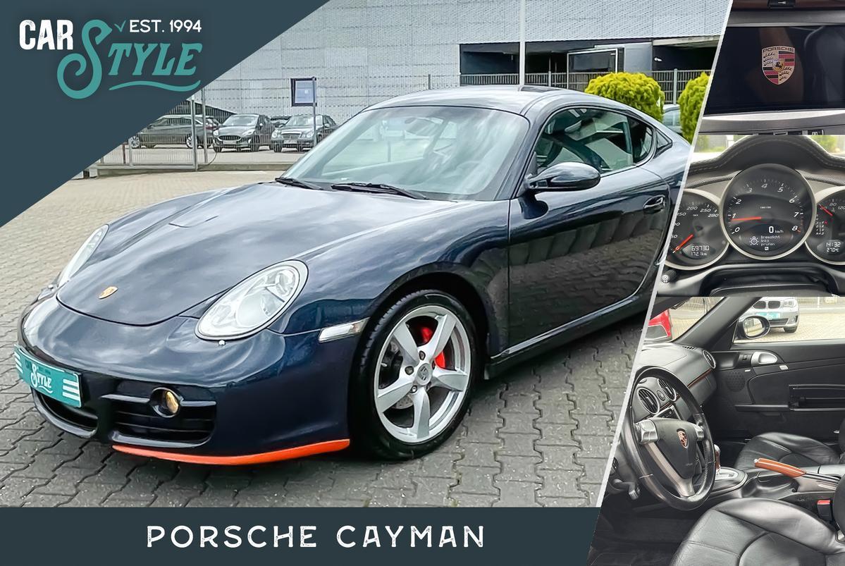 Porsche Cayman 2.7 Sport-Chrono-Paket PDC BOSE Bi-Xenon
