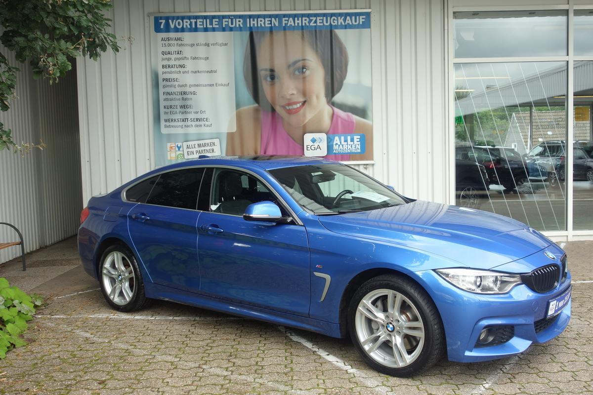 BMW 440 Gran Coupé xDRIVE M-PAKET*XENON*NAVI PRO*GSHD*LEDER