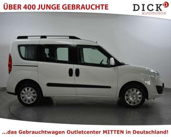 Opel Combo 1.4 Edition EU6 5-SITZER+SHZ+PDC+MFL+TEMP