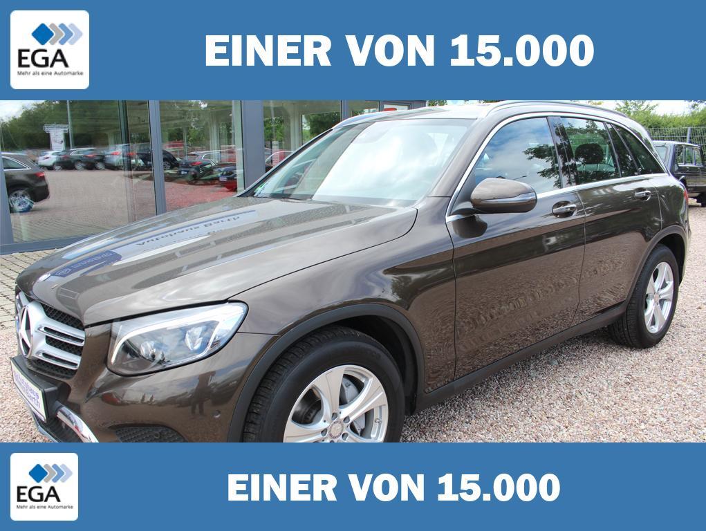 Mercedes-Benz GLC 220 4Matic* LED-ILS* SHZ* AHZV* Automatik*