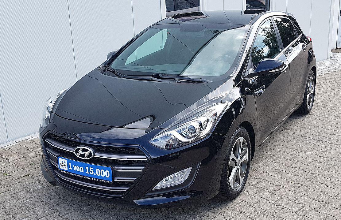 Hyundai i30 Passion 1.4 i 5trg Klima*Alu*PDC*Sitz&Lenkhzg.