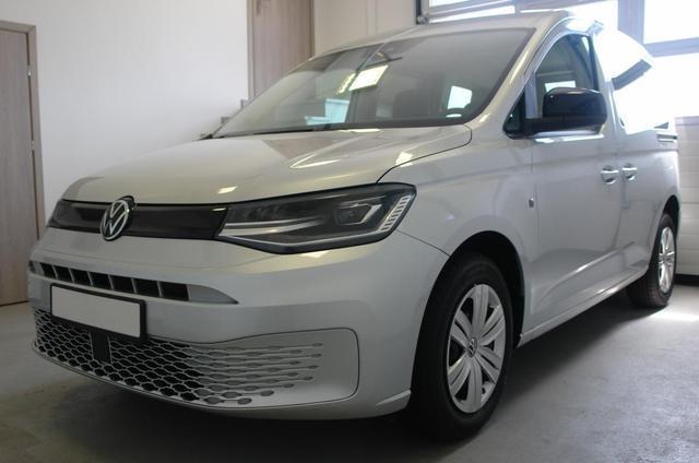 VW Caddy 2.0 TDI basis LED Kamera virtCock 75 kW...
