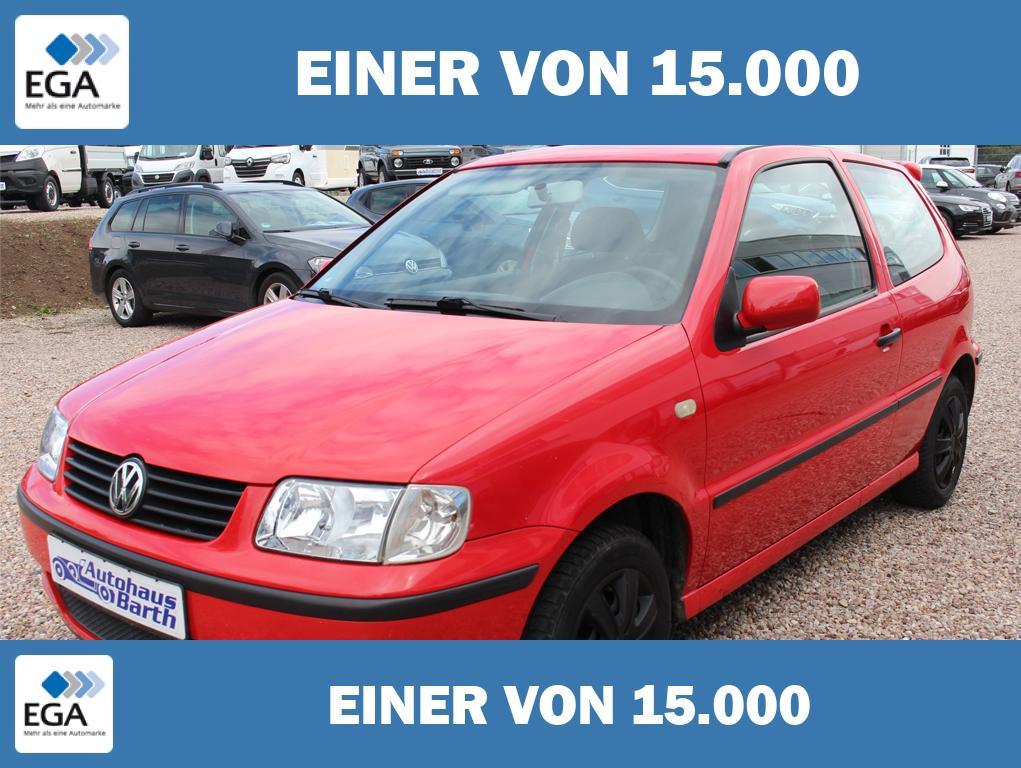 Volkswagen Polo * Glasdachdach * CD-Radio*