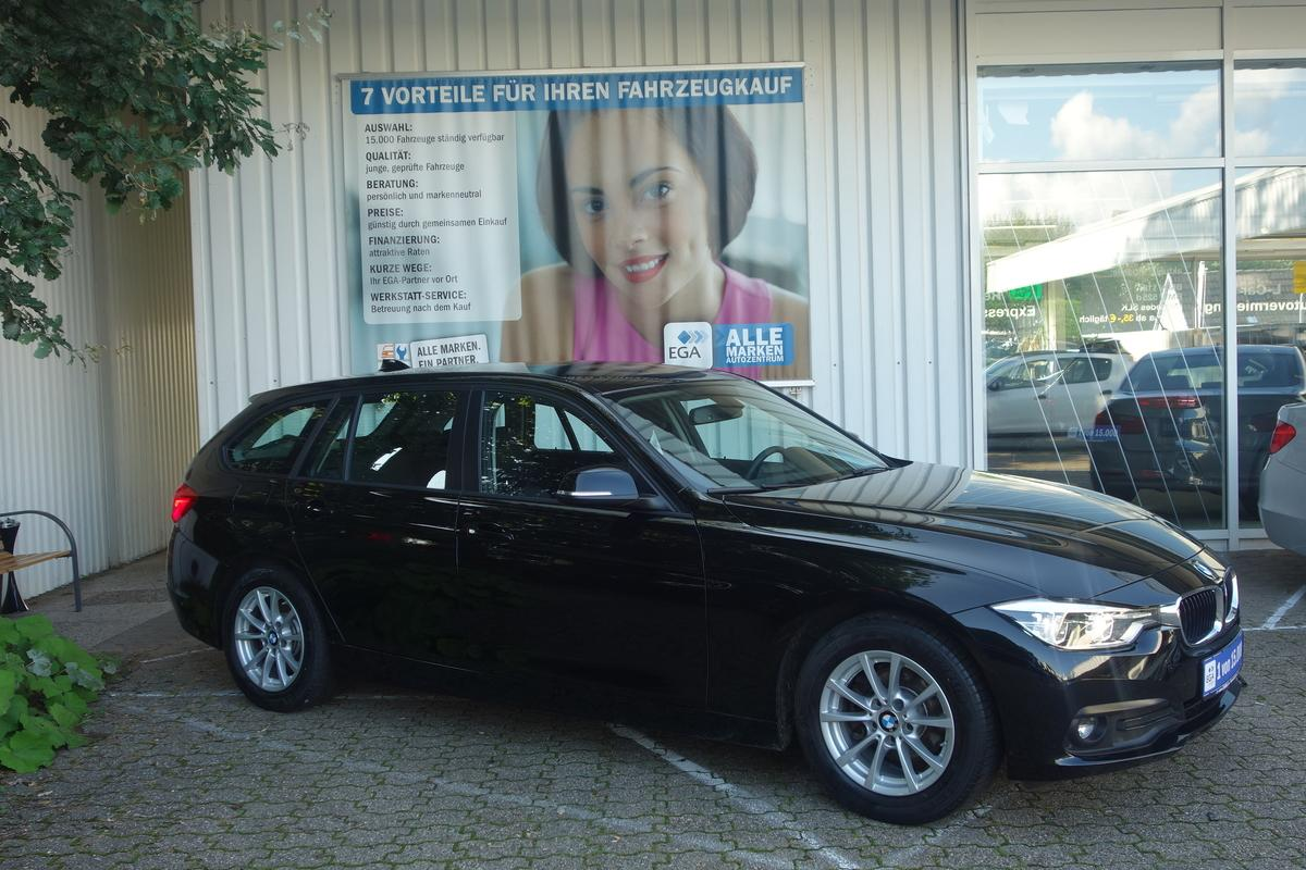 BMW 318i TOUR. ADVANTAGE*LED SCHEINW*PDC*SHZ*TEMPOM*EL HECKKLAP