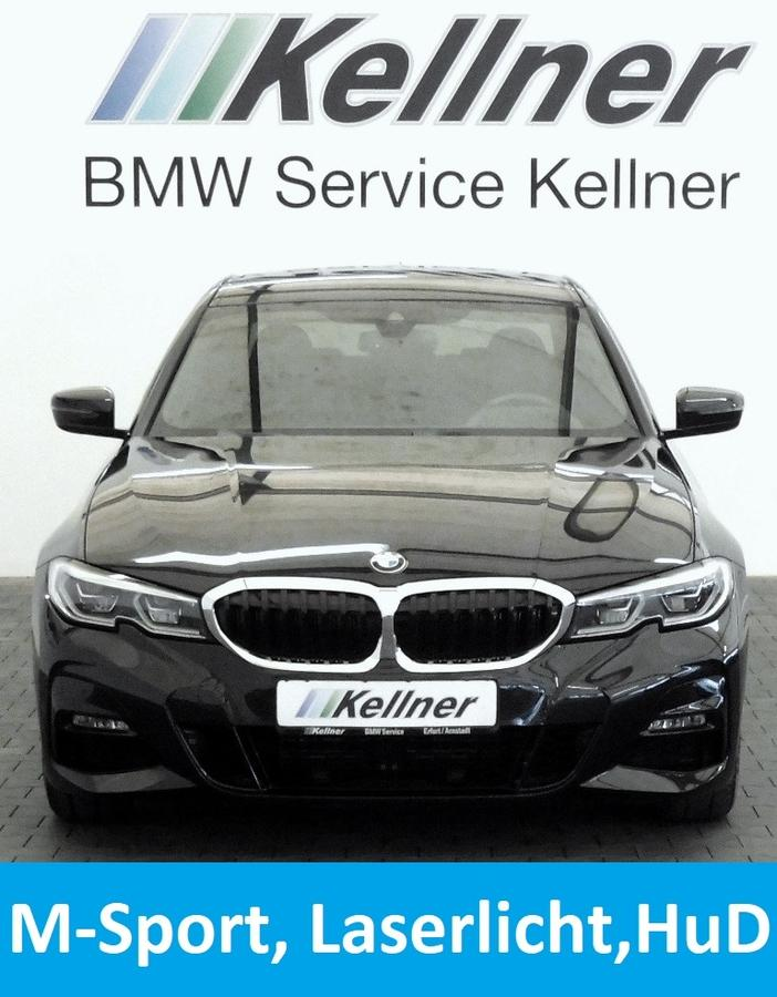 BMW 320i  M Sport, Laserlicht, Live Cockpit Profess., HUD