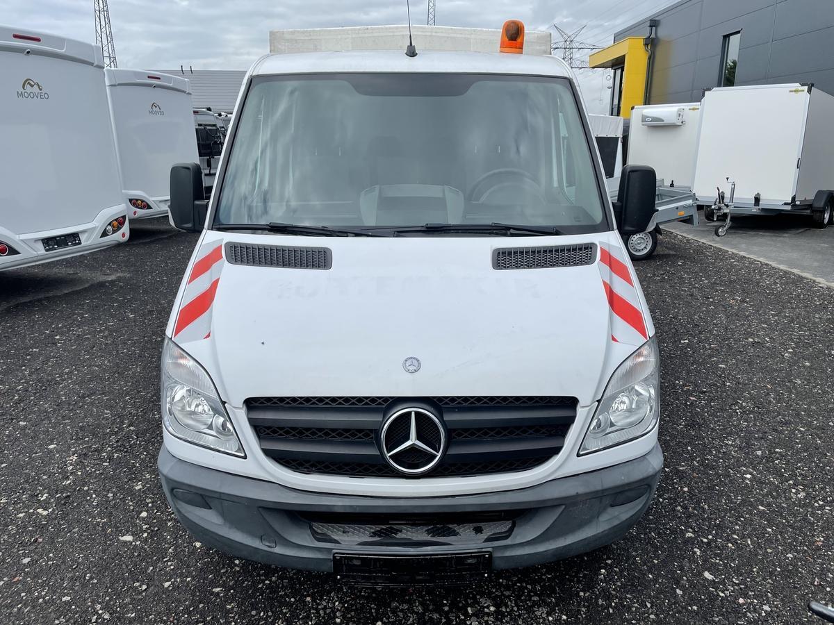 Mercedes-Benz Sprinter 313 CDI, AHK Plane Pritsche 7 Sitze