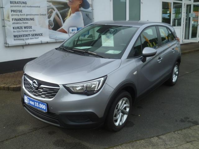 Opel Crossland Edition Plus *PDC*LM-Felgen*Klima*Apple*Sitzheizung