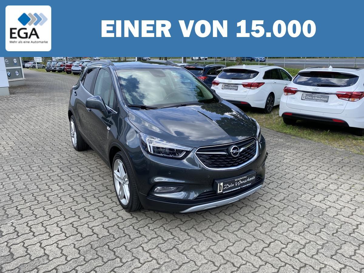 Opel Mokka X 1.4 Turbo INNOVATION LED AHK klimaauto Touchscreen