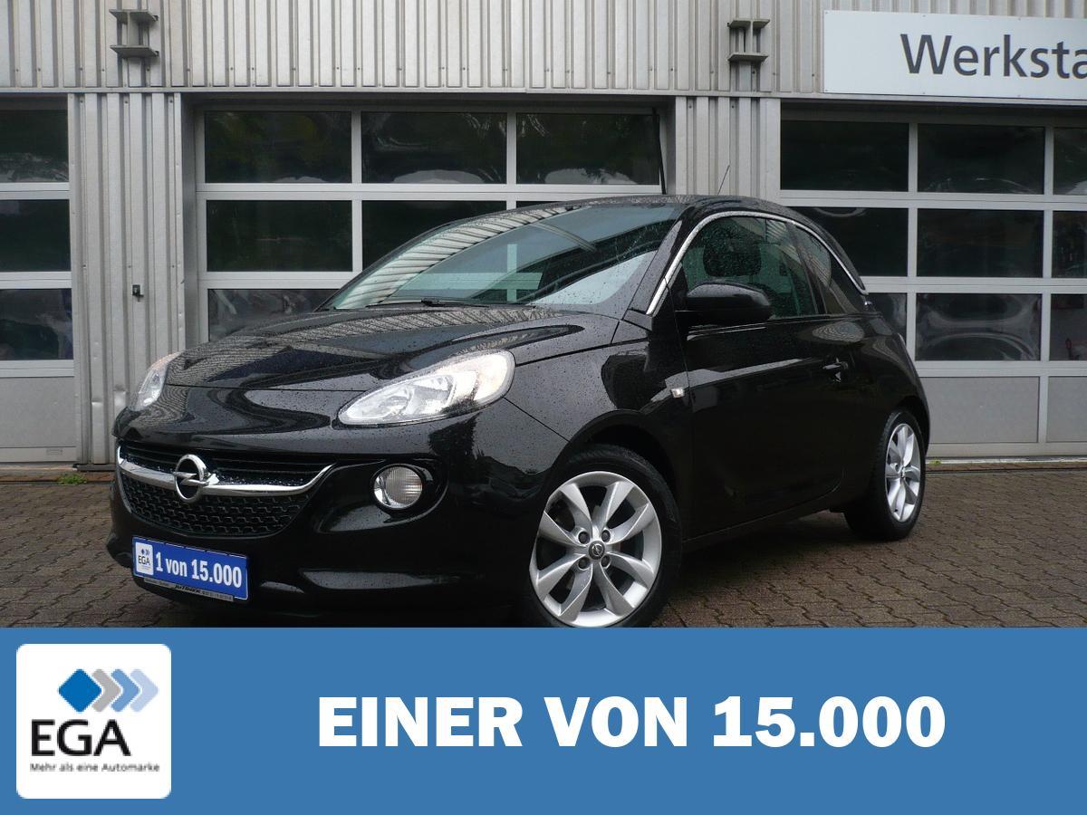 Opel Adam 1.2 Jam - Klimaaut./ Sitzh./ LM-Felgen